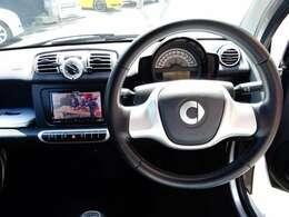 禁煙車・ナビ・TV・ETC・CD・DVD・ミュージックプレイヤー接続・人気のブラック・ディーラー記録簿多数アリ・1オーナー車・スペアキー・451スマート最終後期モデル