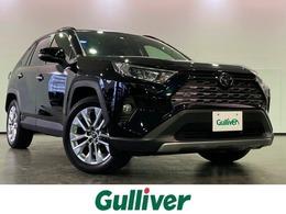 トヨタ RAV4 2.0 G Zパッケージ 4WD 衝突軽減/純正メモリナビ/バックカメラ/ETC