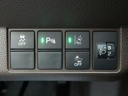 【横滑り防止装置】【パーキングセンサー】【車線逸脱警報装置】【衝突被害軽減システム】安全装備もバッチリです♪