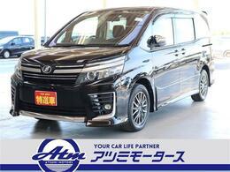 トヨタ ヴォクシー 2.0 ZS 煌II 軽減ブレーキ・ナビ・フルセグTV付