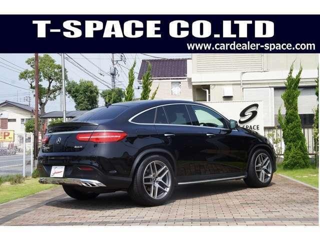 ◆純正LEDファイバーテール/カーボントランクスポイラー/AMG GLE43タイプマフラーカッター◆