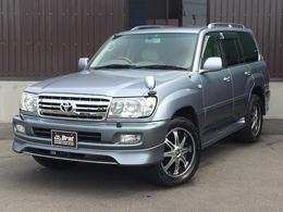 トヨタ ランドクルーザー100 4.7 VXリミテッド プレミアムエディション Gセレクション 4WD 寒冷地仕様 エアサス サンルーフ ETC