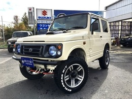 スズキ ジムニー 660 ワイルドウインド 4WD 2インチリフトアップ 全塗装済み