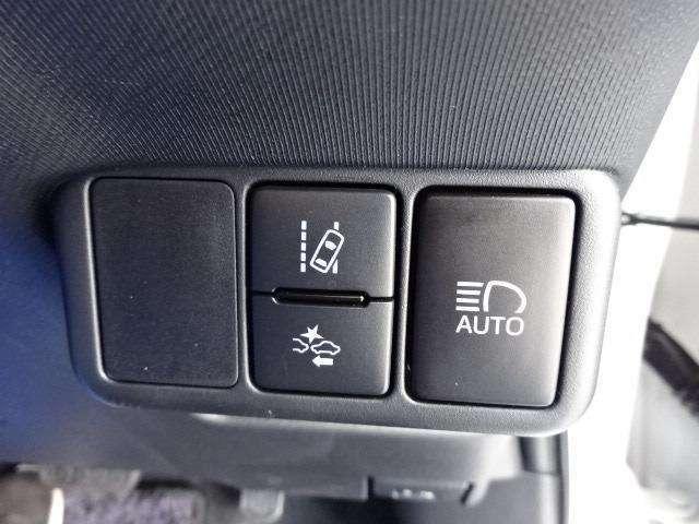 トヨタセーフティセンスCをはじめとする、先進の安全装備を搭載※ドライバーの判断を補助し、事故被害の軽減を目的としていますので、装置を過信せずに安全運転を心がけてください!