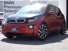 BMW i3 レンジエクステンダー 装備車 ワンオーナー純正HDDナビ ACC PDC 茶革