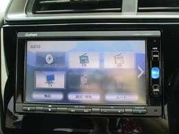 純正メモリーナビ(VXM-174VFi)です。DVD/CD再生のほかにもフルセグTV、USB接続、Bluetooth連携機能も装備されとっても便利です!