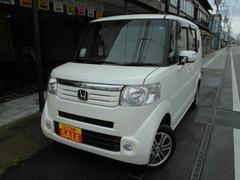 ホンダ N-BOX+ の中古車 660 G ターボパッケージ 4WD 福島県喜多方市 45.8万円