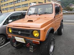 スズキ ジムニー 660 HC 4WD 社外ホイール レカロシート