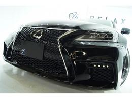 レクサス IS 250 新品スピンドル新品ヘッドライト新品車高調