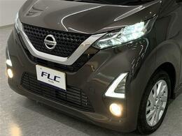 LEDヘッドライト搭載で高寿命で耐久性も高く明るくなっています!