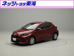 トヨタ ヤリス 1.0 X 衝突被害軽減ブレ-キ ワンオ-ナ-