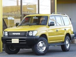 トヨタ ランドクルーザープラド 3.4 TX 4WD 丸目フェイス換装 クラシック