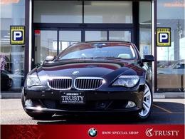 BMW 6シリーズ 650i 後期型 アイボリー革 純正18AW 半年保証