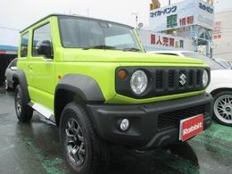スズキ ジムニーシエラ 1.5 JC 4WD 登録済未使用車 受注生産カラー