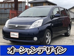 トヨタ アイシス 2.0 G 検3/11 純正ナビ アルミ