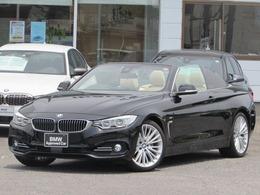 BMW 4シリーズカブリオレ 435i ラグジュアリー 認定中古車 純正ナビ ベージュレザー