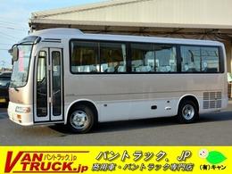 日野自動車 リエッセ デラックス 送迎バス 29人 自動ドア バックモニター AT エアサス