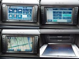 純正オプションHDDナビ/CD/ラジオ/アナログ付き!最新のカーナビやオーディオの取付けも承ります!