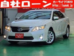 トヨタ カムリハイブリッド 2.5 Gパッケージ TK7168