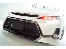 トヨタ マークX 2.5 250G 新品NEW赤玉ヘッドライト正規新品Gs仕様