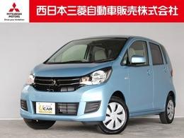 三菱 eKワゴン 660 E 距離無制限保証3年付 オーディオレス車