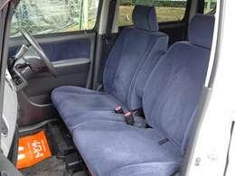 助手席シートも綺麗な状態です。