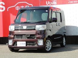 ダイハツ ウェイク 660 L SAII 社外ナビ