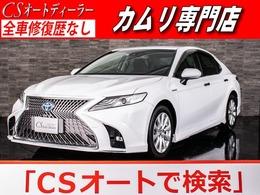 トヨタ カムリ 2.5 G サンルーフ/新品本革/スピンドルフェイス