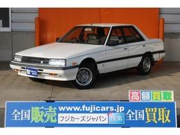 日産 スカイライン ターボ GT-EX ワンオーナー車 柿本改マフラー 純正ショックアブソーバー