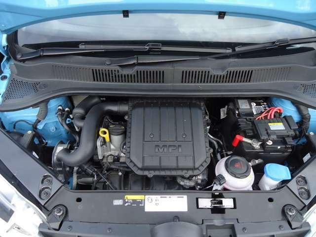 1000CCガソリンエンジン