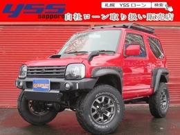スズキ ジムニーワイド 1.3 JZ 4WD リフトアップ 全塗装