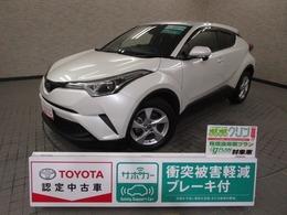 トヨタ C-HR 1.2 S-T 4WD メモリ-ナビ バックモニタ- ETC
