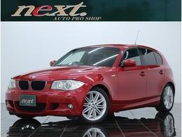 BMW 1シリーズ 118i Mスポーツパッケージ HDDナビ フルセグ 17AW ハーフレザーシート
