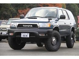 トヨタ ハイラックスサーフ 3.0 SSR-G ディーゼルターボ 4WD SR タイヤ新品 リフトアップ  車検整備付