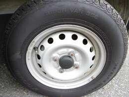 タイヤ溝あります