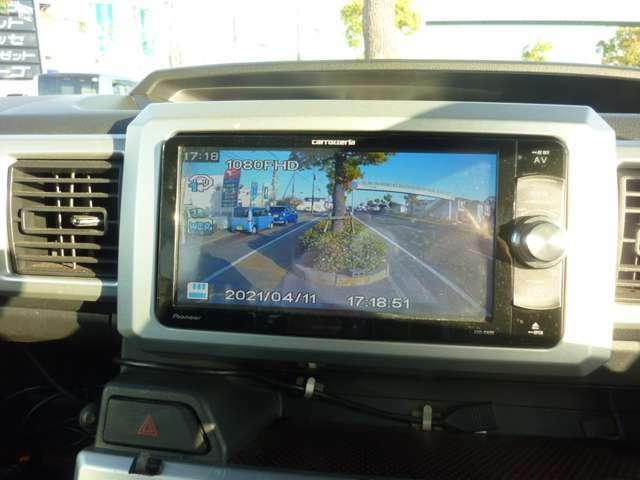 ドライブレコーダー画像