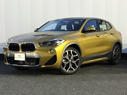 BMW X2 xドライブ18d MスポーツX ディーゼルターボ 4WD コンフォートP Rカメラ 19AW 禁煙車