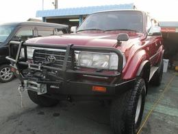トヨタ ランドクルーザー80 4.5 VX 4WD 1ナンバー ハイリフト55センチ