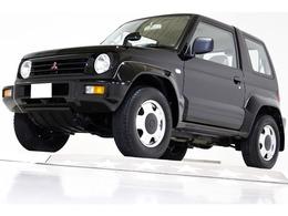 三菱 パジェロジュニア 1.1 ZR-II 4WD クリスタルライト 背面ハードタイヤカバー