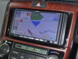 社外イクリプス製メモリーナビを装備。ワンセグTV/CD/Bluetooth/SDなどに対応しております。