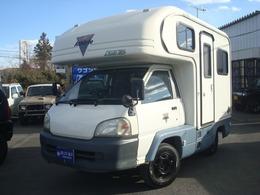 トヨタ ライトエーストラック キャンピングカー 2.2ディーゼル 4WD グローバルアスリート4WDキャンピングー
