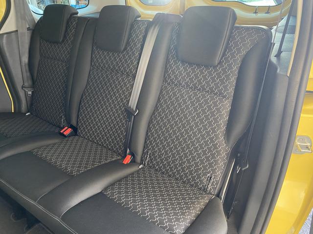 席には、チャイルドシートも取付可能です。