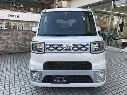 グレードはG SA、安全装備装着車です☆