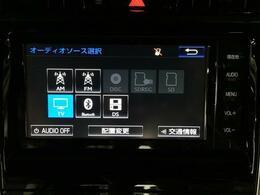【純正ナビ(NSZT-W64)】人気のフルセグやBluetoothやDVD再生も対応です!!