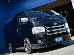 ☆H27年スーパーGL3.0DT2WD☆人気の4型ブラック!低燃費・高出力の3000ディーゼル!お仕事にもレジャーにも!