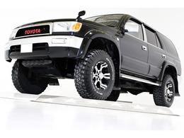 トヨタ ハイラックスサーフ 2.7 SSR-X ワイドボディ 4WD リフトアップ ヴィンテージグリル HID ETC