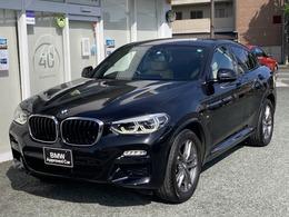BMW X4 xドライブ30i Mスポーツ 4WD ワンオーナ車ベージュ革 ACC HUDドラレコ