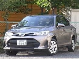 トヨタ カローラアクシオ 1.5 X 4WD 後期型 ナビETC 予防安全装備 新車保証継承