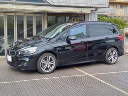 BMW 2シリーズグランツアラー 218d Mスポーツ コンフォートPKG アクティブセーフティPKG