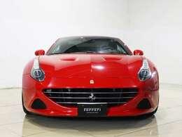 RossoのカリフォルニアTが入庫いたしました、内装はNeroで御座います。